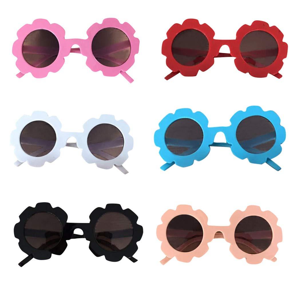 Amazon.com: Jiayit - Gafas de sol de encaje para niños y ...