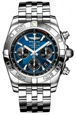 Breitling Windrider Chronomat B01 Mens Watch AB011012/C789