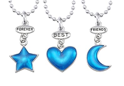 distribuidor mayorista a0945 d50cf Tres collares - Mejores amigos para siempre - Mejores amigos ...