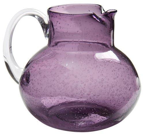 - 1 Bubble Glass Pitcher