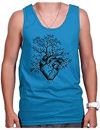 Sprouting Heart Shirt   Spirit Animal ZEN Garden Mystic Truth Tank Top Shirt