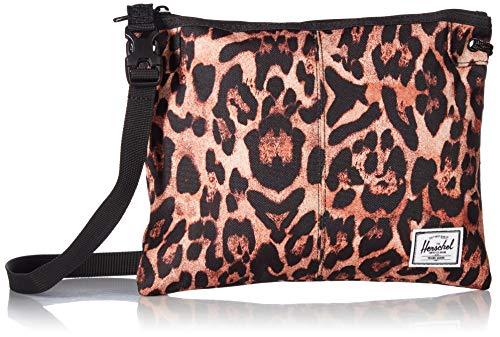 Herschel Alder Cross Body Bag, Desert Cheetah, One -