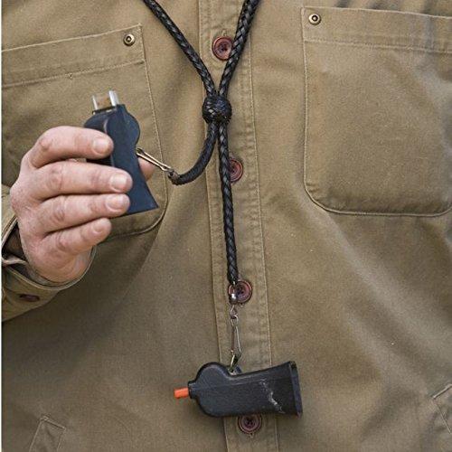 Avery Hunting Gear Classic Whistle Lanyard-Marsh Brown