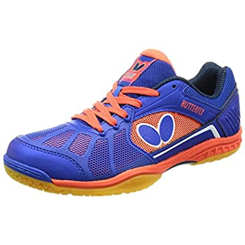 Image of Athletic Butterfly Lezoline Rifones Table Tennis Shoes