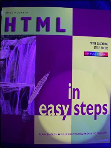 Libros descargables gratis para ipad 2 Html in Easy Steps 0760747792 en español ePub
