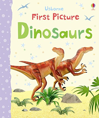 First Picture Dinosaurs PDF Text fb2 book