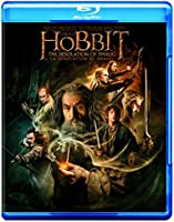 The Hobbit: The Desolation of Smaug [Blu-ray + Digital Copy] (Bilingual)