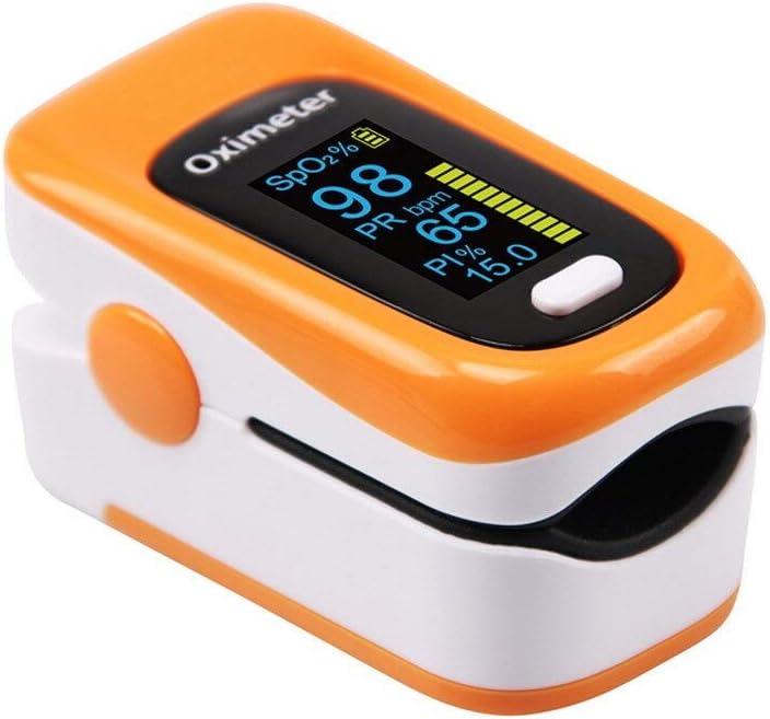 Dafengchui Dropship Pulso del Dedo oxímetro de Pulso De Dedo Presión Arterial Salud Hogar Monitores Herramienta del Cuidado médico oxímetro LED pulsioximetro