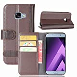 Scheam , Samsung Galaxy A7 (2017) A720 Case Wallet Leather, Samsung Galaxy A7 (2017) A720 Case with Card Holder and Kickstand, Samsung Galaxy A7 (2017) A720 Wallet Case with Case Slim, Case Slim