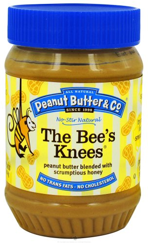 Peanut Butter & Co. - The Bees's Knees Peanut Butter Blended with Scrumptious