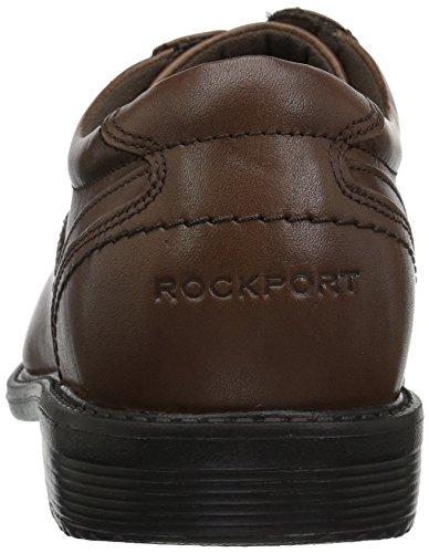 Oxford Rockport Crew Tan Apron Men's Truffle Style Toe wRfqPX