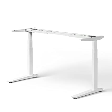 Jarvis Standing Desk Frame Only   Electric Adjustable Height Sit Stand Desk    3 Stage