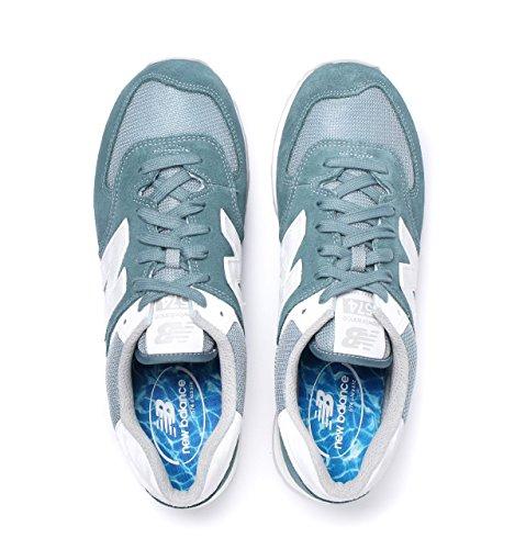 Sneaker New Uomo Balance 574 VERDE wxqng7AnU