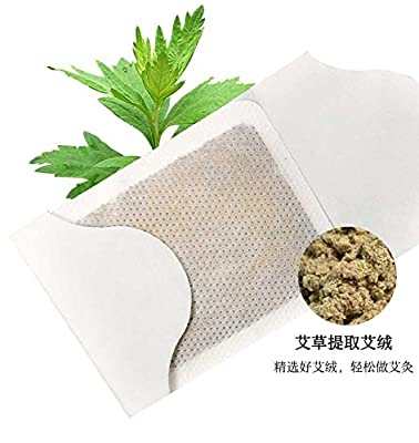 5 Count Menstrual Pain Therapy Heat Wraps Chinese Chinese Medicine Herbal Wormwood Physiotherapy Warm Heat Posts Stomach Pain Relief