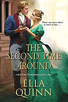 The Second Time Around (The Worthingtons) by [Quinn, Ella]