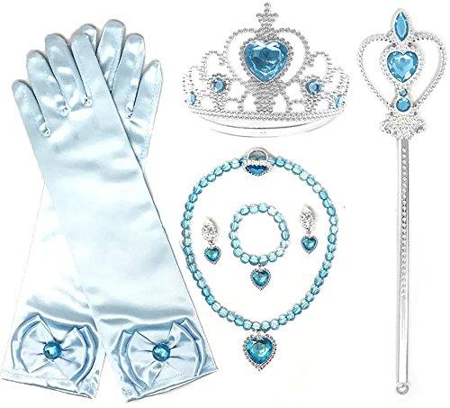 Necklace Set Tiara - 7