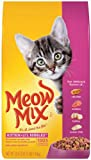 Meow Mix Kitten Li'l Nibbles, 3.15-Pound (Pack of 3), My Pet Supplies