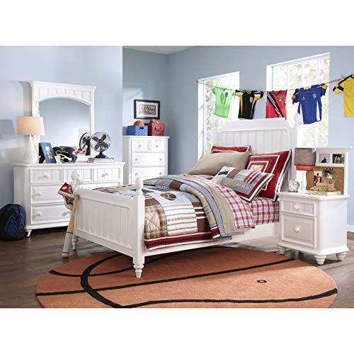 Samuel Lawrence Summertime Youth Twin Size Poster Bed