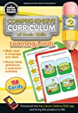 Comprehensive Curriculum of Basic Skills Learning Cards , Grade 2, , 1623999669