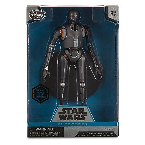 Star Wars K-2SO Elite Series Die Cast Action Figure - 6 1/2 Inch - Rogue One: A Story