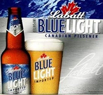 Delightful Labatt Blue Light Beer Pint Glass Design Ideas