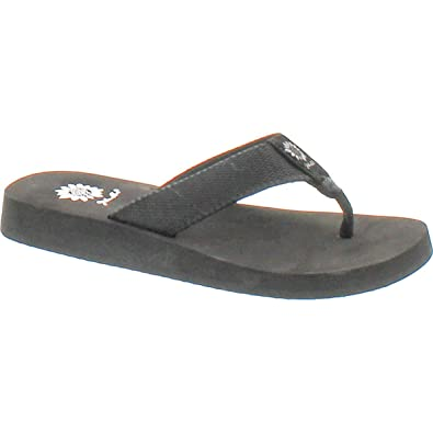 Womens Yellow Box Women's CAROLINA Flip Flop Coupon Code Size 36