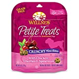 Wellness Petite Treats Small Breed Crunchy Natural...