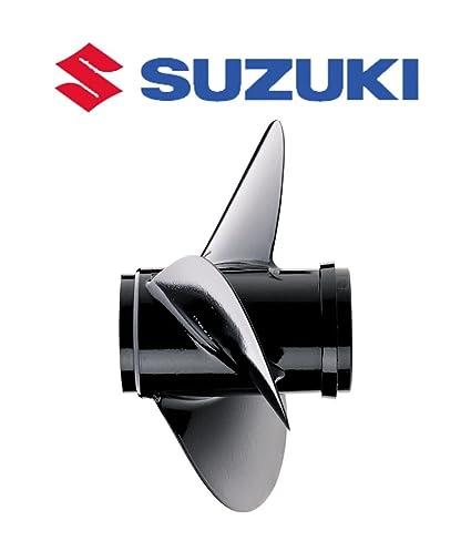 OEM Suzuki Outboard Aluminum 3-Blade Propeller 3