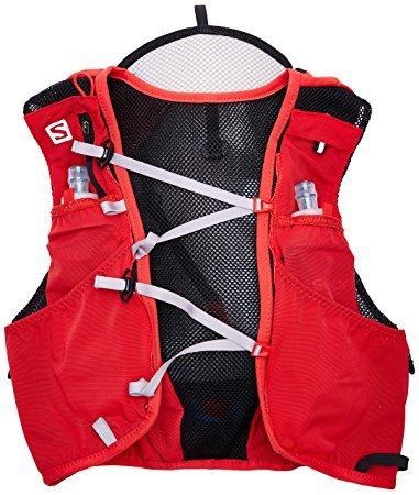 Salomon ADV SKIN 5 SET Sports Water Bottles, Surf the Web/Dress Blue, Medium/Large by Salomon (Image #2)
