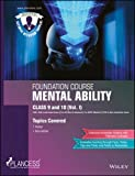 Plancess Foundation Course Mental Ability for Class 9 & 10, Vol I