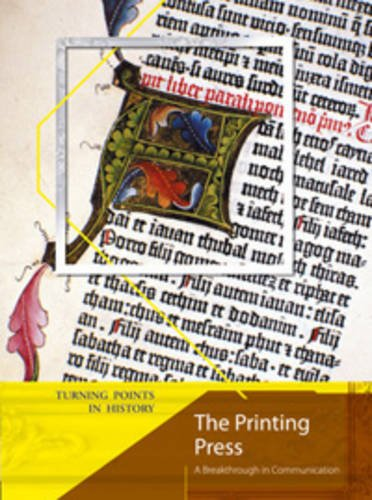 Printing Press (Turning Points of History)
