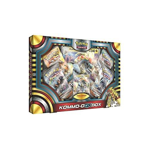Pokemon Kommo-O-GX Box Trading Cards -