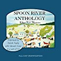 Spoon River Anthology Audiobook by Edgar Lee Masters Narrated by Patrick Fraley, Edward Asner