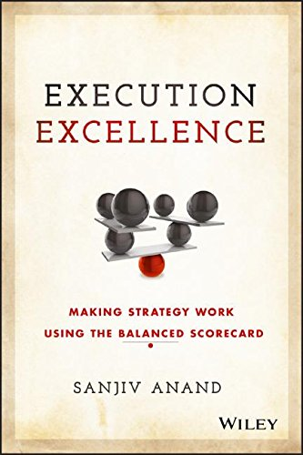 Execution Excellence: Making Strategy Work Using the Balanced (Consulting Business Cards)