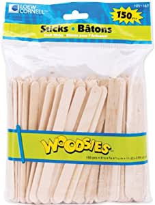 Simply Art Wood Craft Sticks 150 ct.