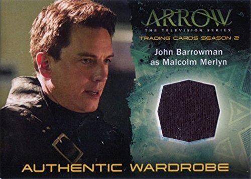 [Arrow Season 2 Costume Card M18 John Barrowman as Malcolm Merlyn] (Malcolm Merlyn Costume)