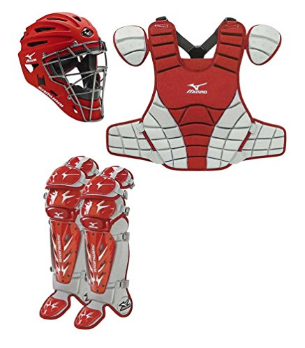 Mizuno Samurai Intermediate Baseball Catcher's Package (Catcher Set Mizuno)