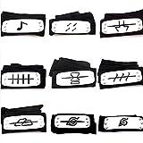 Game, Fun, 95cm Naruto headband leaf village cosplay 1:1 toys 2016 New Anime Naruto Kakashi Itachi akatsuki madara headband black blue red, Toy, Play