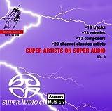 Super Artists on Super Audio - Vol.5