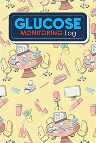 glucose monitoring log blood glucose monitoring pad diabetic