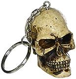 Vintage Parts 79 Skull Key Chain