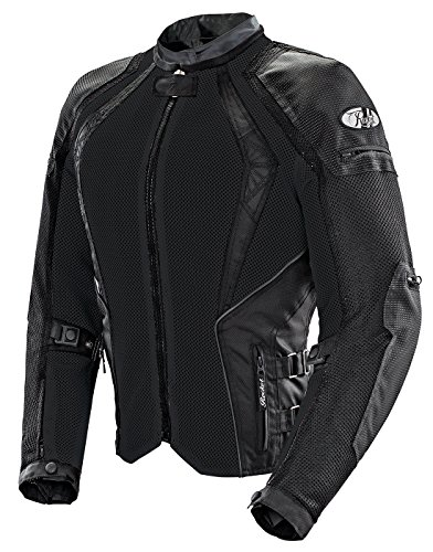- Joe Rocket Cleo Elite Women's Mesh Motorcycle Jacket (Black, Large)