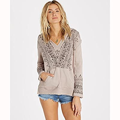 Billabong Women's Roadie Baja Fleece Pullover Hoodie