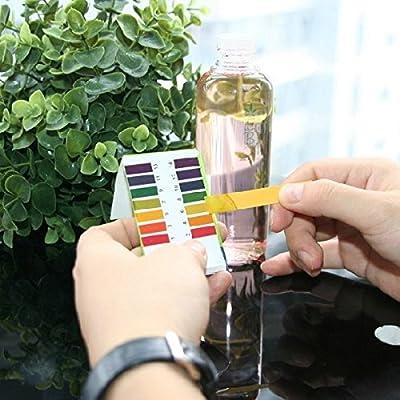 3 of pack 1-14 PH Alkaline Acid Test Paper Water Litmus Testing Kit