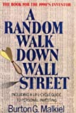 img - for A Random Walk Down Wall Street book / textbook / text book