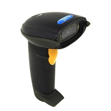 Tera Escaner Laser de Codigo de Barras Escaner Lector para Recopilar Escaner de Mano con USB