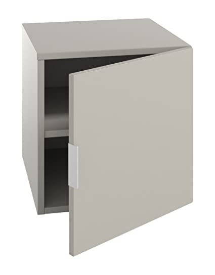 LOWE Muebles Módulo armario derecha, 45 x 32 x 60 cm, Gris: Amazon ...