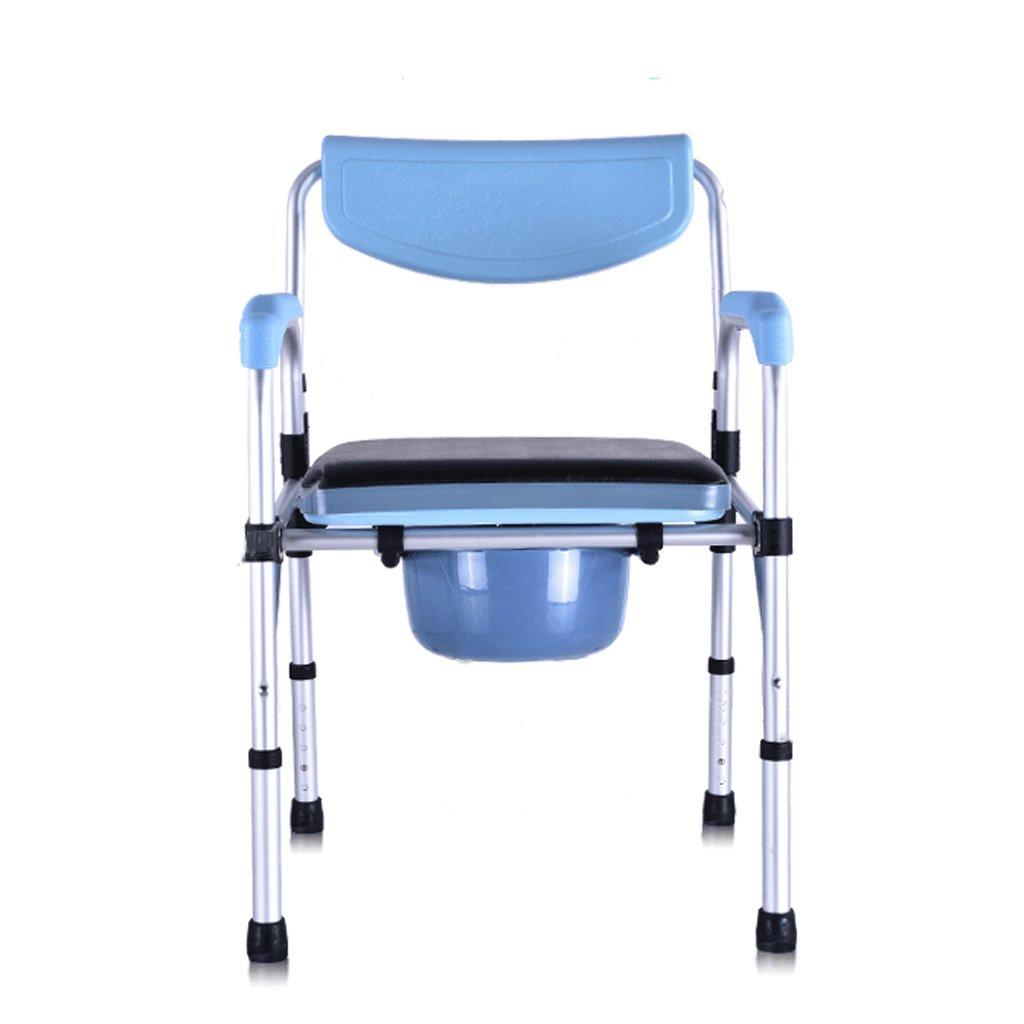 当季大流行 CHS@ バスチェア CHS@ 折りたたみ式トイレ椅子とトイレの椅子のバスルームのアンチスリップ調節可能な高さのバスルームシャワーのスツール高齢者/妊婦/障害者のトイレの椅子 B07PQ5MQ5T バスチェア B07PQ5MQ5T, eサプリ東京:6789c4e7 --- arianechie.dominiotemporario.com