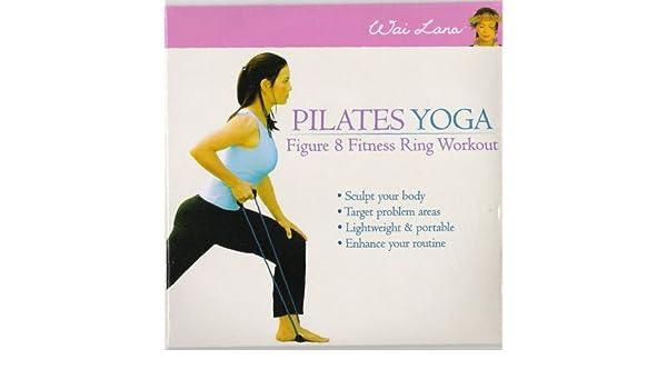 Pilates Yoga: Figure 8 Fitness Ring Workout: Amazon.es: Cine ...
