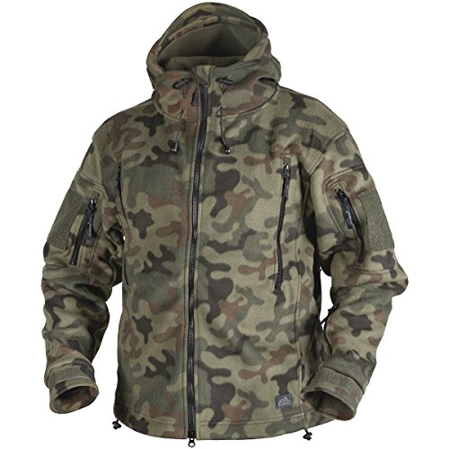 Helikon Patriot Fleece Jacket Polish Woodland size M -